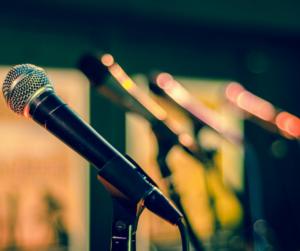 Raising My Voice, blog, by CL Charlesworth