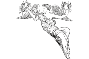 Songs for the Angels blog, image of an angel