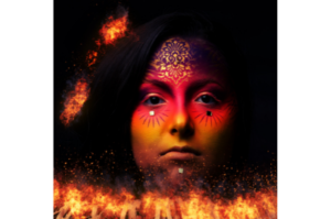 Burning the Good Witch at the Stake, Oct 2021 blog by CL Charlesworth